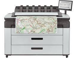 HP Designjet XL3600 Multifunctional