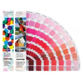 PANTONE Extended Gamut Guide + Color Bridge Coated & Uncoated Guide