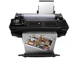 Poze HP Designjet T520