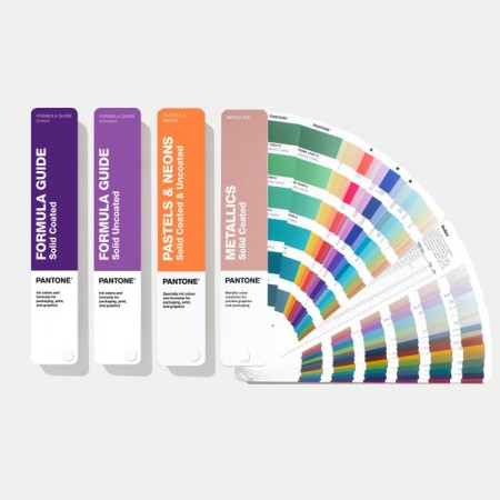 Poze Pantone SOLID GUIDE SET (FG,Metallics,P&N)