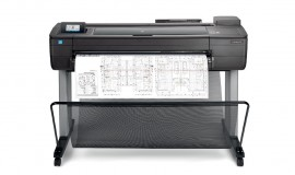 Poze HP Designjet T730 Printer