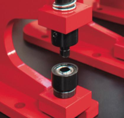 Poze Matrita metalica 11.5.mm (#3) stainless steel