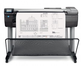 Poze HP Designjet T830 Multifunction Printer