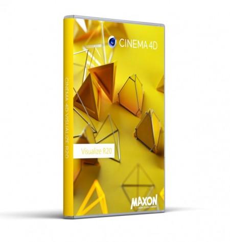 Poze Maxon Cinema 4D Visualize Release 20