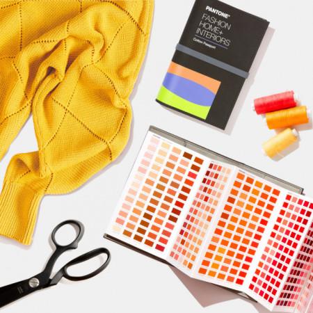 Poze PANTONE Fashion & Home Cotton Passport