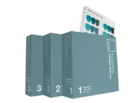 Poze Pantone PLASTICS opaque selector (3 binders)