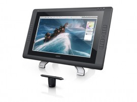 Poze Wacom Cintiq 22HD tableta grafica interactiva