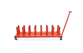 Easy Rack - suport tractabil basculant 16 role