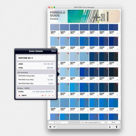 Poze PANTONE PLUS Color Manager CD