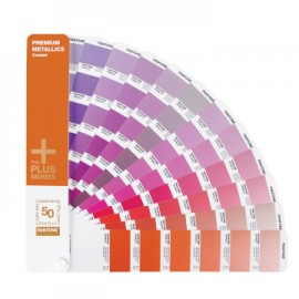 Poze PANTONE PLUS Premium Metallics Guide Coated