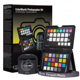 Poze X-Rite  ColorMunki Photographer Kit