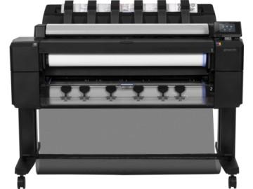 Poze HP DesignJet T2530 Multifunction Printer