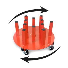 Poze Swivel Rack - suport rotativ 12 role