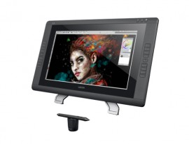 Poze Wacom Cintiq 22HD touch tableta grafica interactiva
