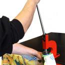 Capsator de banc Ø 12mm (presa manuala, stanta 12mm) not selfpiercing
