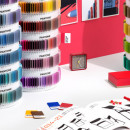 Pantone Plus Plastic Chips Collection