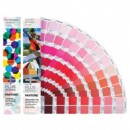 PANTONE Extended Gamut Guide + Color Bridge Coated Guide