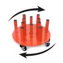 Swivel Rack - suport rotativ 12 role