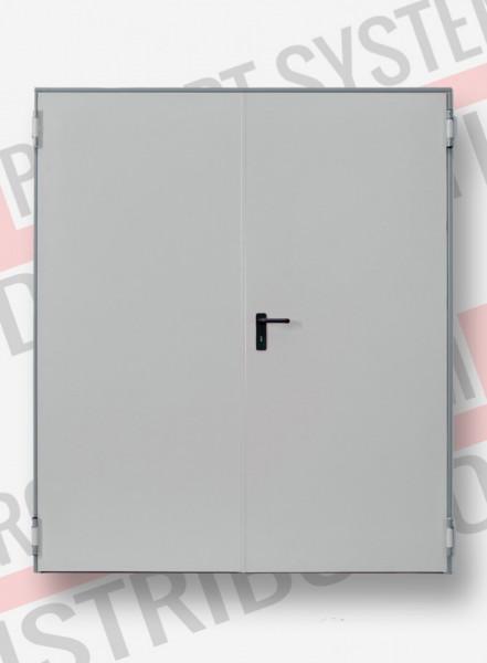 Usa metalica de interior 1400(700+700) x 2050