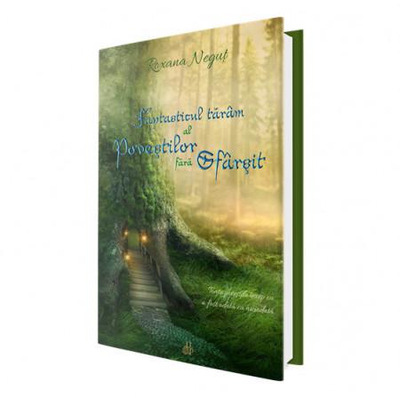 E-book Fantasticul tărâm al poveștilor fără sfârșit - Roxana Neguț