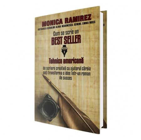E-book Cum se scrie un best seller - Monica Ramirez