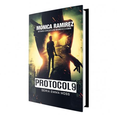 Protocol 9, vol 1 Seria Emma Moss - Monica Ramirez