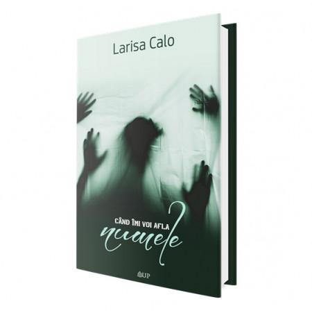 E-book Când îmi voi afla numele - Larisa Calo