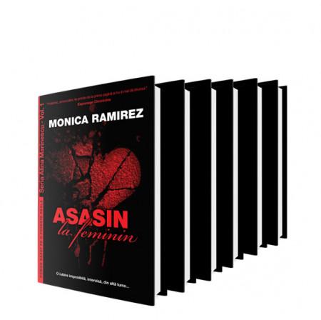 Pachet complet Seria Alina Marinescu - Monica Ramirez