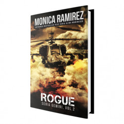 E-book Rogue, vol 2 Seria Gemini - Monica Ramirez