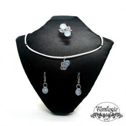 Set bijuterii Opalit