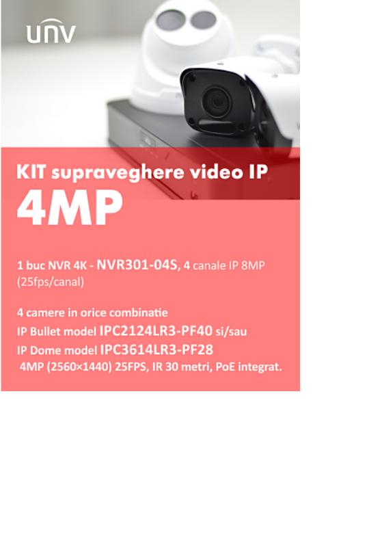 Supraveghere Video & Monitorizare
