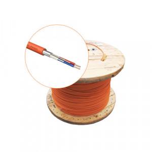 Cablu incendiu JE-H(St)H FE 180 E30/E90, 1x2x08 ecranat, 500m - EuroClass MEK90-1x2x08-T