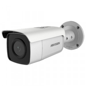 Camera IP AcuSense 4MP, lentila 2.8mm, IR 80m, SD-card - HIKVISION DS-2CD2T46G1-4I-2.8mm