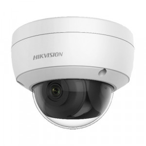 CameraCamera IP AcuSense 4MP, lentila 2.8mm, IR 30m, SD-card, IK10 - HIKVISION DS-2CD2146G2-I-2.8mm
