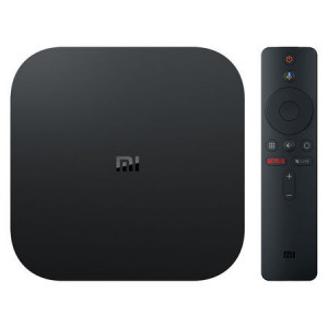 Media Player Mi Box S TV 4K, HDR, Google Assistant