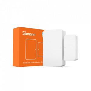 Senzor de fereastra si usa Zigbee SONOFF (SNZB-04)