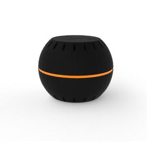 Senzor de temperatură și umiditate Wi-Fi Shelly (negru)