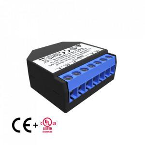 Shelly 2.5 comutator inteligent cu releu Wi-Fi cu 2 canale