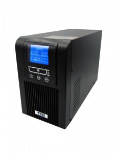 UPS TED Electric 3300VA / 2100W Online dubla conversie cu 2 x iesiri Schuko + regleta