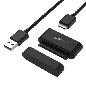 "Adaptor USB 3.0 Orico pentru hard disk HDD / SSD 2,5 "", SATA III"