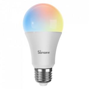 Bec inteligent cu LED WiFi Sonoff B05-B-A60 cu lumină RGBW (E27)