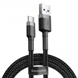 Cablu Baseus Cafule cable USB-C 2A 2m