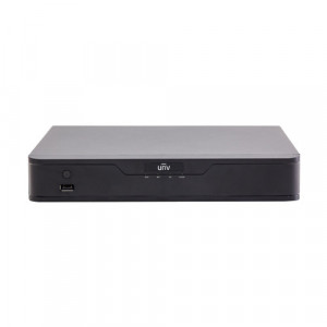 Hibrid NVR/DVR, 4 canale Analog 5MP + 2 canale IP, H.265 - UNV XVR301-04Q