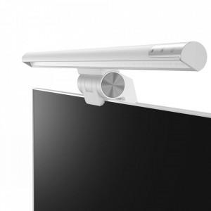 Lampă Baseus I-Wok pentru monitor (alb)