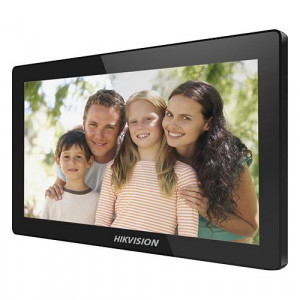 Monitor videointerfon TCP/IP Wireless, Touch Screen IPS-TFT LCD 10 inch - HIKVISION