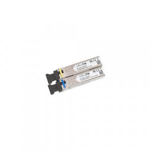 Pereche de module SFP, S-35LC20D + S-53LC20D - Mikrotik S-3553LC20D