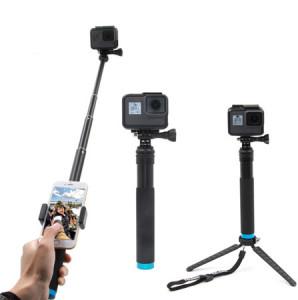 Selfie stick Telesin pentru camere sport