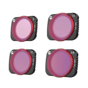 Set de filtre ND-PL 8/16/32/64 PGYTECH pentru DJI Mavic Air 2 (P-16A-035)