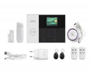 Sistem inteligent de alarmă la domiciliu PG-105 PGST Tuya