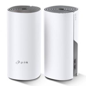 AC1200 Sistem Wi-Fi Mesh pentru întreaga casă DECO E4 Pack 2